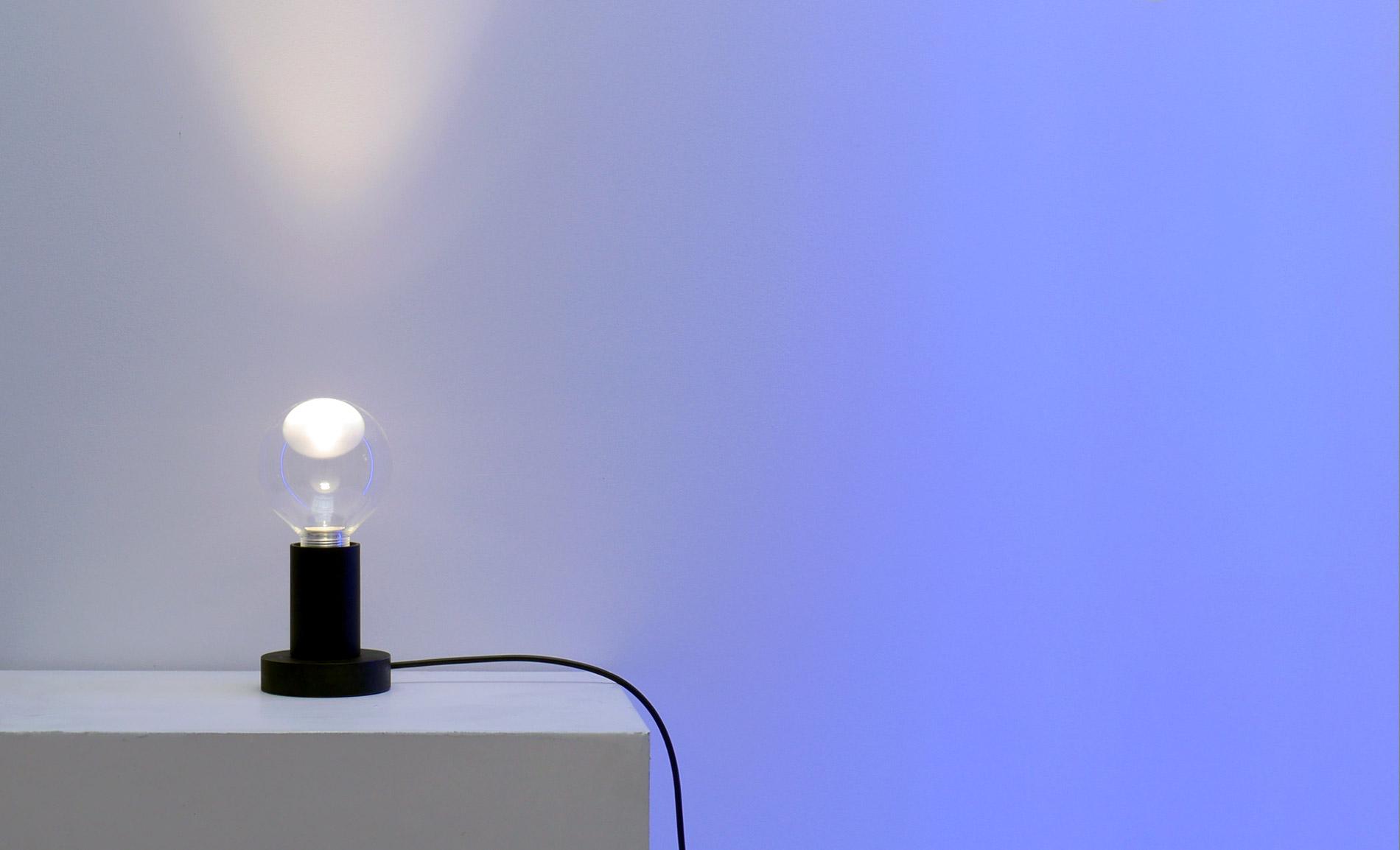 lampada da tavolo led integrato