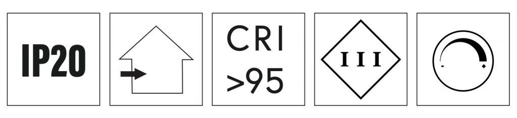 simboli luna-up