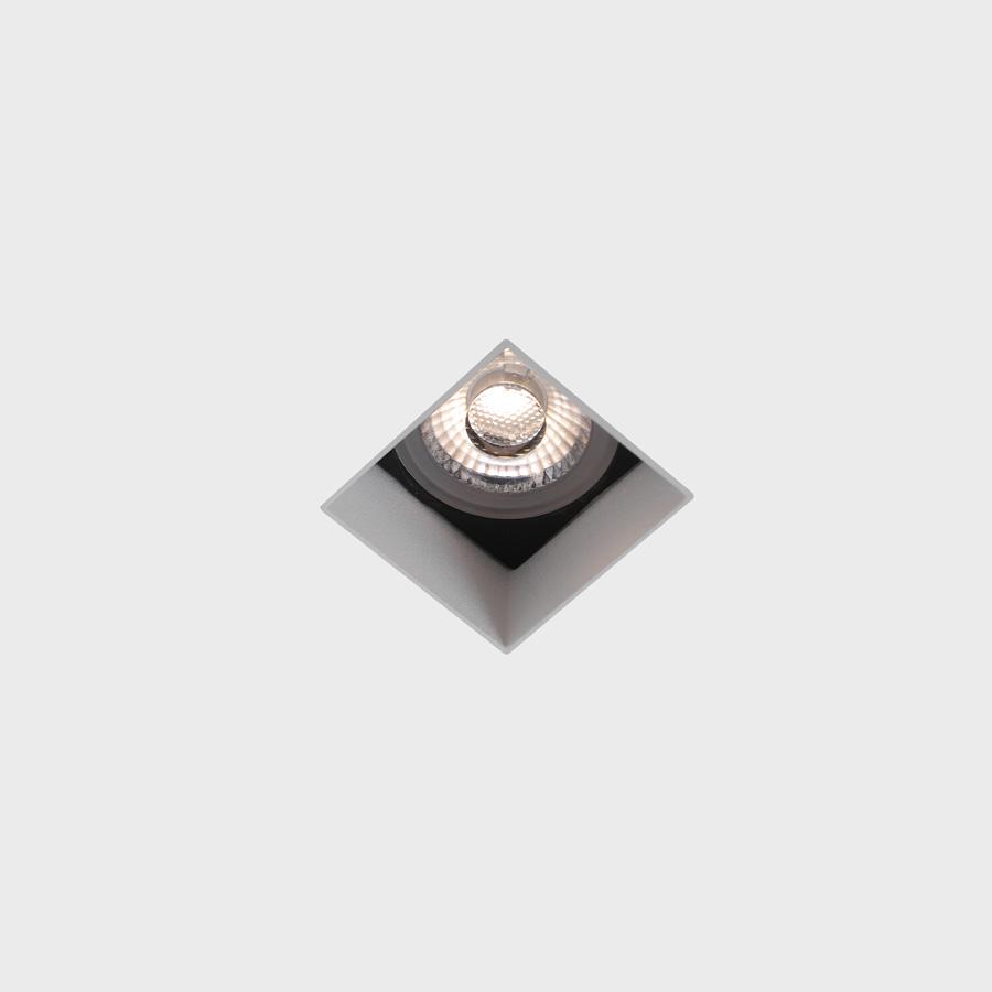 square trimless recessed downlight